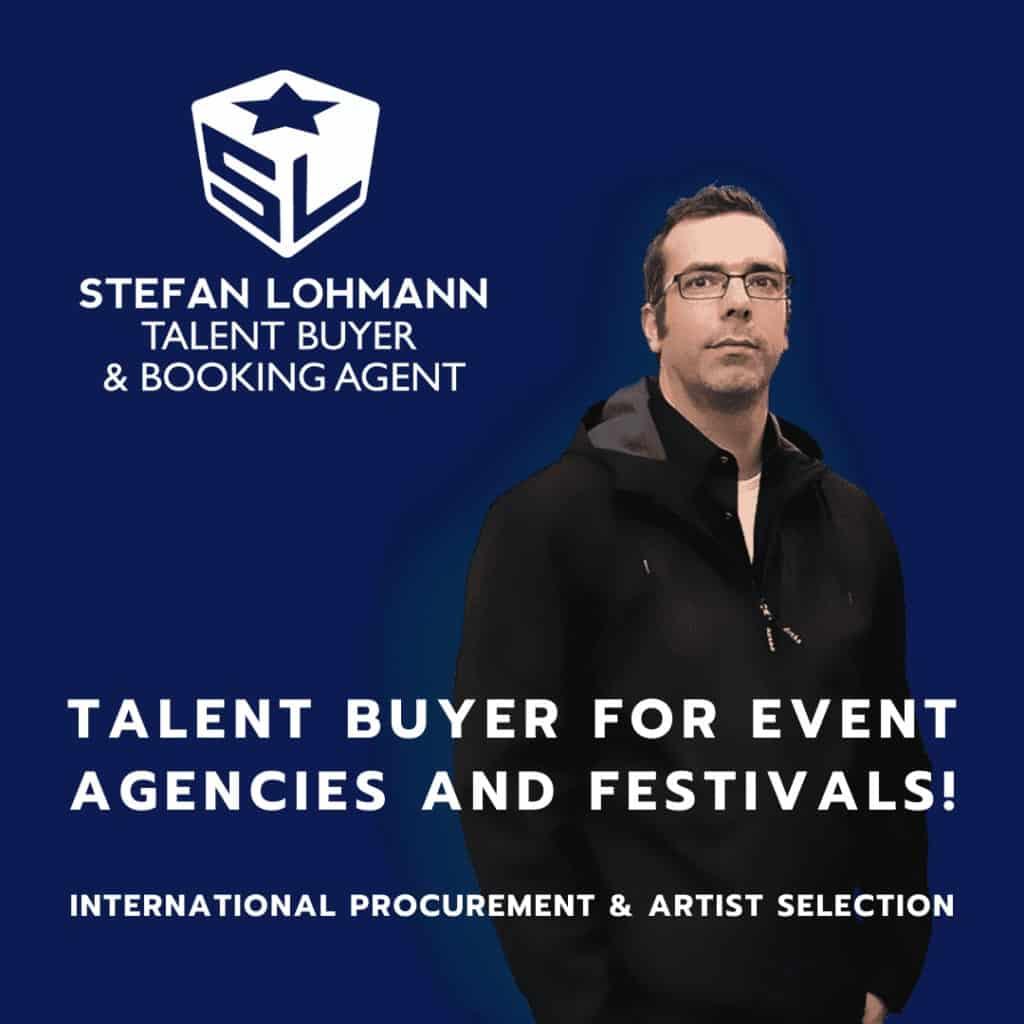 internationale Stars buchen mit artists Relations Manager Stefan Lohmann