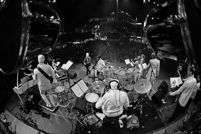 Nik Kershaw und das Berlin Show Orchestra