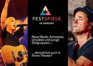 Festspiele Bad Hersfeld Festspiele in Konzert Titelseite