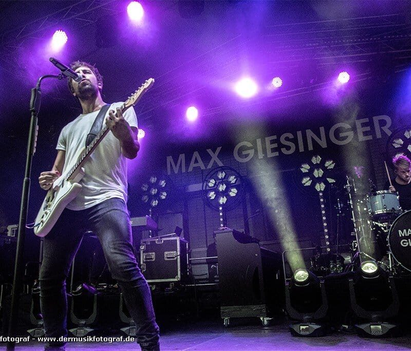 Max Giesinger Live Open Air Zons Freilichtbühne-Zons