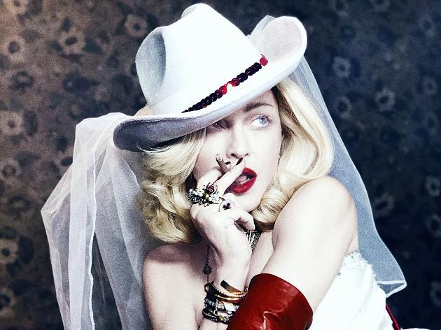 Madonna booking - woman of the year - artists who have something to say