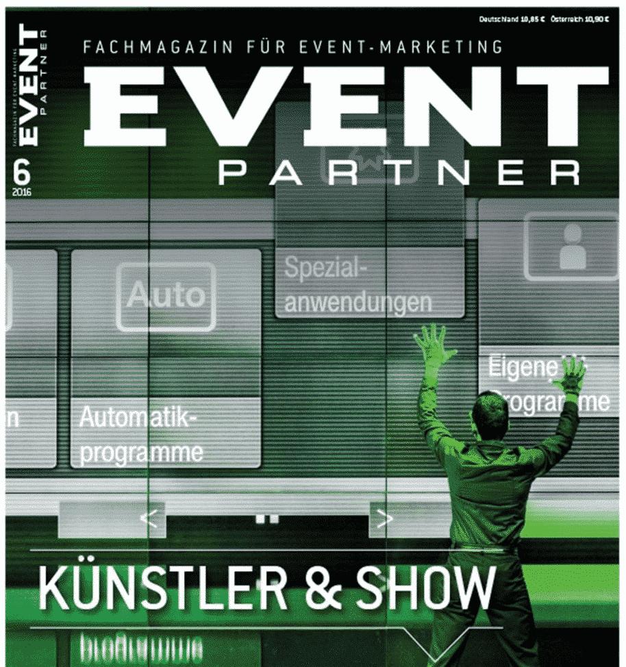 Event Partner Künstler und show