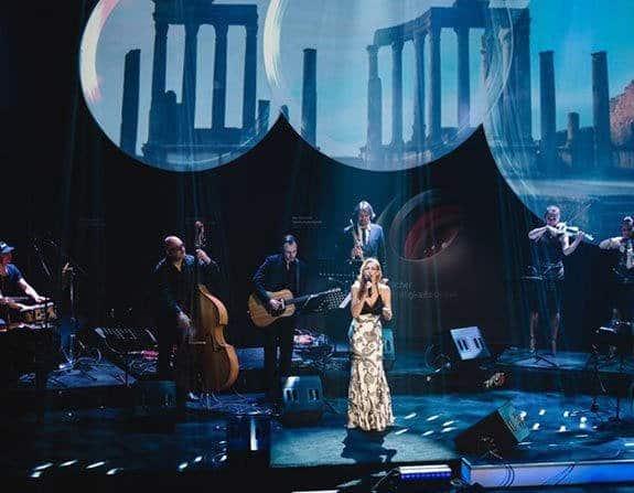 Berlin Show Orchestra mit Ute Lemper
