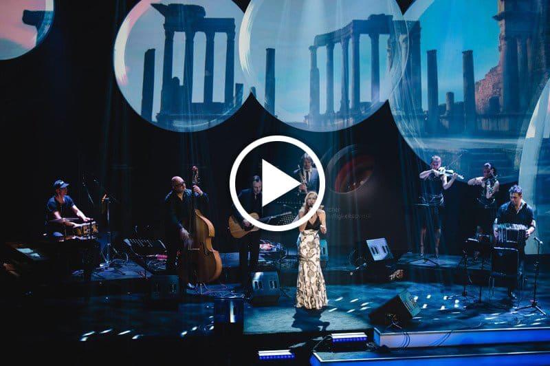 Deutscher Nachhaltigkeitspreis Ute Lemper mit dem Berlin Show Orchestra