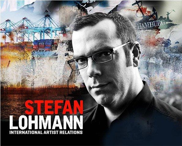 Stefan Lohmann Foto international artist Relations