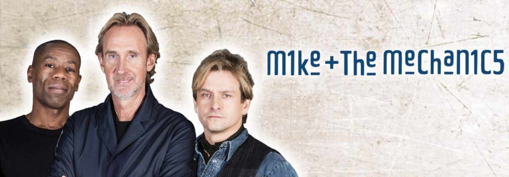 Mike and The Mechanics heute
