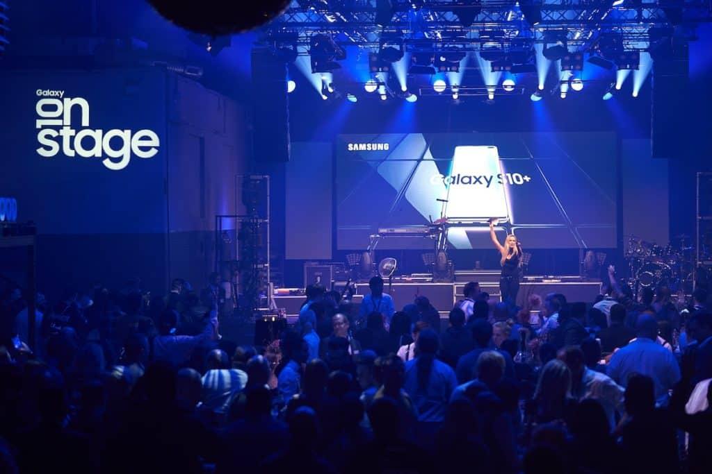 Glasperlenspiel - Wie Samsung Live Entertainment für seine Markenwelt zu nutzen weiß