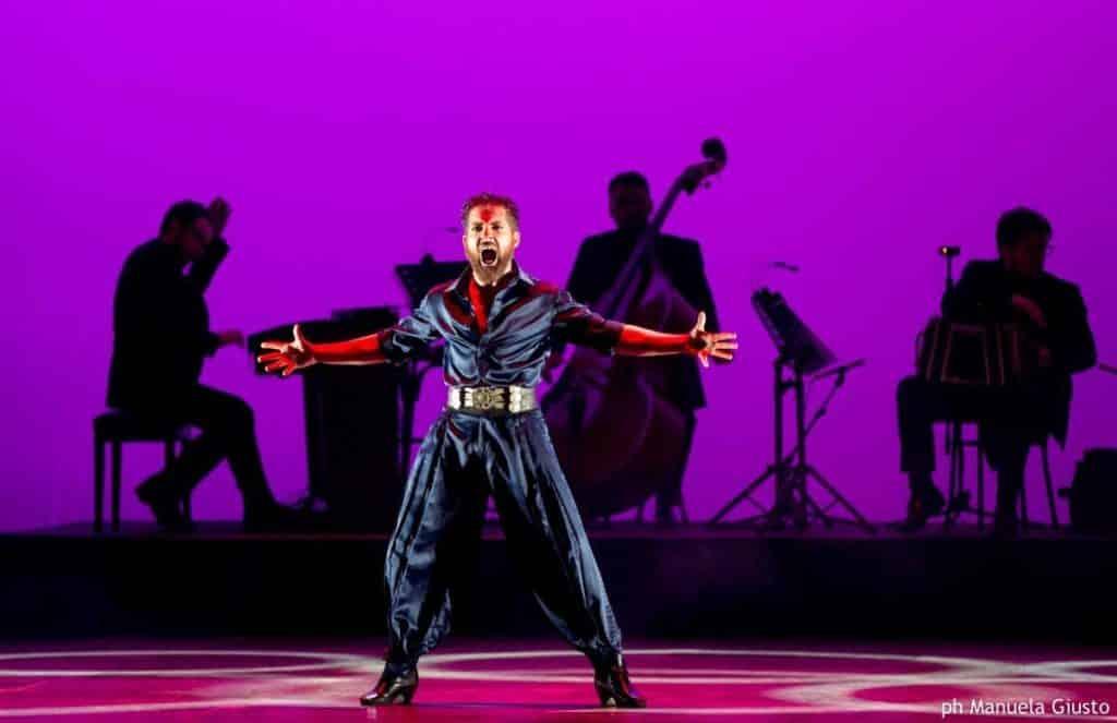 Tanzshow Legion Malambo - Die Tanzrevolution aus Argentinien