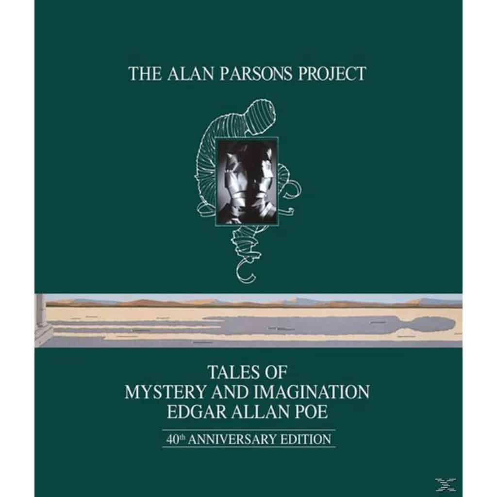 Musik der 80er, Alan Parsons Project - Tales of Mystery and Imagination
