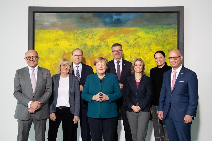 Angela Merkel, Deutscher Nachhaltigkeitspreis