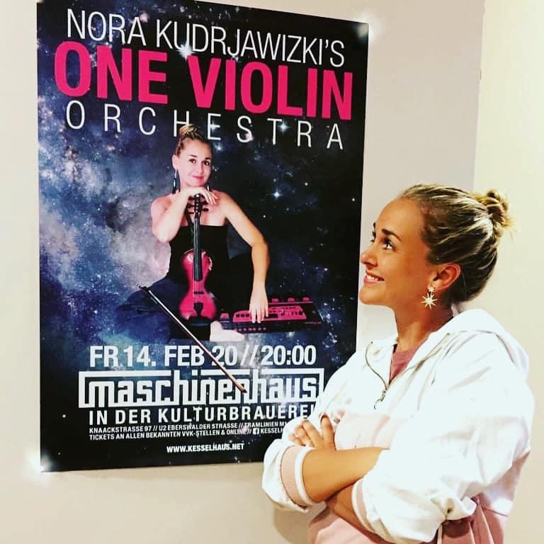 electric-violinist-nora-kudryavitsky-poster-one-violin-orchestra