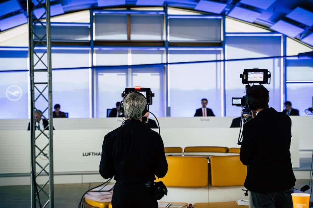 Digitale Lösungen, , digitale Hauptversammlungen ,Hauptversammlung von Lufthansa, virtuelle Hauptversammlung