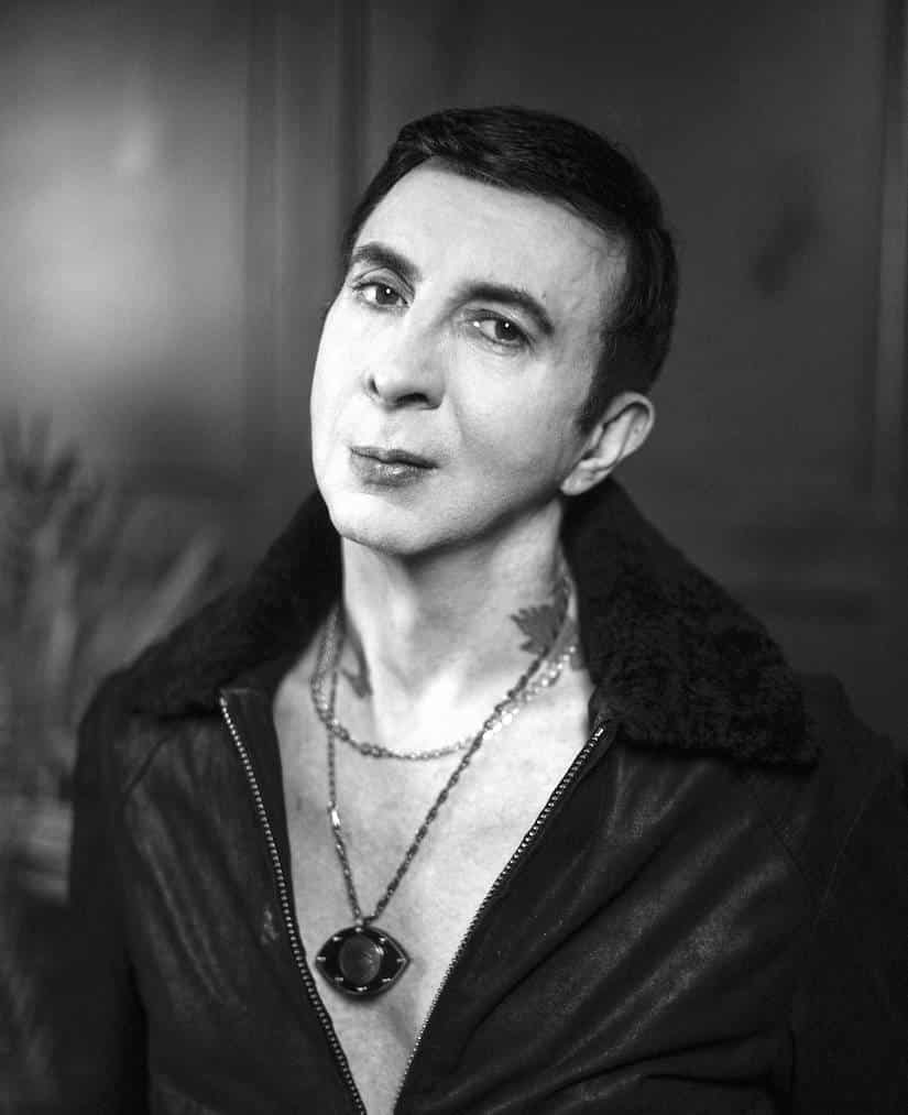 Marc Almond Booking, , Marc Almond buchen - artist Relations Manager Stefan Lohmann